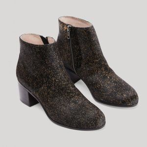 gorman Mid Heel Ankle Boot